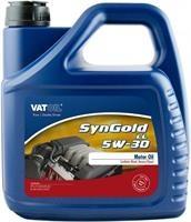 Масло моторное синтетическое SynGold LL 5W-30, 4л