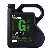 Масло моторное синтетическое Green Oil Synthesis 5W-40, 4л
