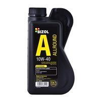 Масло моторное полусинтетическое Allround 10W-40, 1л
