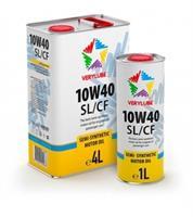 Масло моторное полусинтетическое Verylube SL/CF 10W-40, 1л